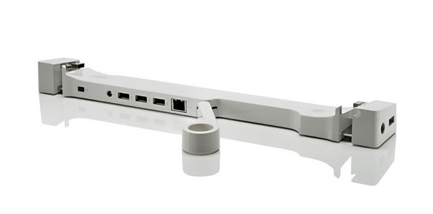 landingzone dock macbook air LandingZone, una propuesta de dock para MacBook Air muy interesante
