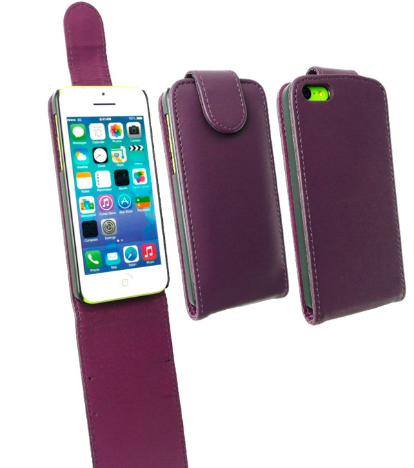 funda-iphone-5c-cuero